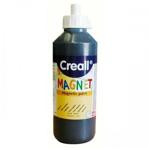 Peinture magnétique noire 250 ml