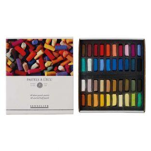 """Pastel Case """"A l'écu"""" - 40 half-pastels"""