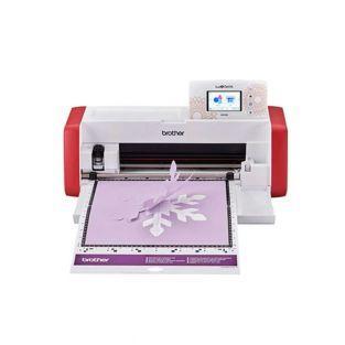 Machine de découpe - Scanner ScanNCut...