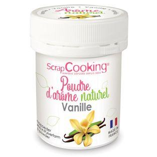 Natural food flavoring powder 15 g -...
