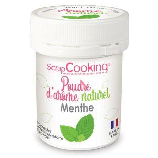 Natural food flavouring powder 15 g -...