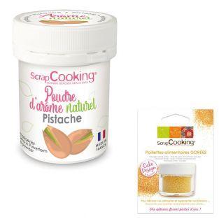 Natural flavour powder 15 g Pistachio...