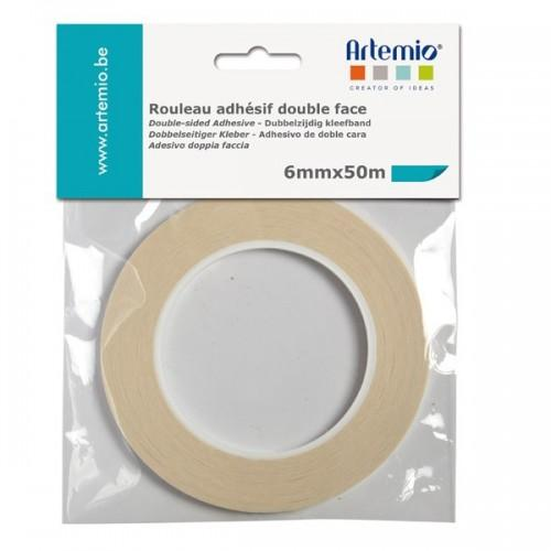 Double-sided tape - 6 mm width