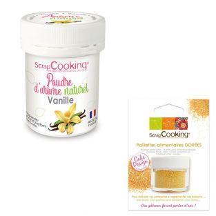 Natural food flavoring powder 15 g...