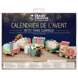 Calendario de Adviento - Little Train...