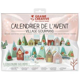 Advent Calendar - Gourmet Village