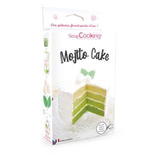 Coffret pour gâteau goût mojito
