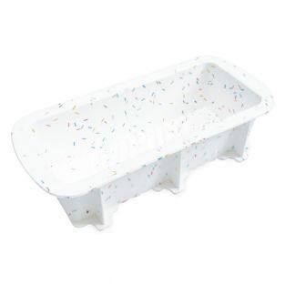 Rectangular silicone cake mold - 27 cm