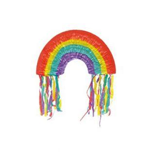 Piñata arc-en-ciel