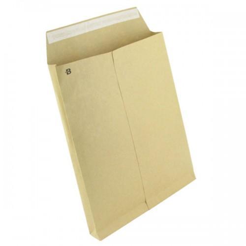 10 kraft envelopes 115 g - 22.9 x 32.4 cm