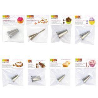 Kit boquillas de pastelería