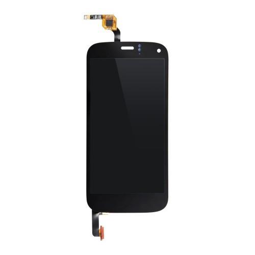 Touchscreen + LCD for Wiko Darkfull - black