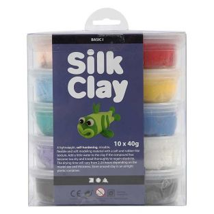 Silk Clay® modeling set - Basic...