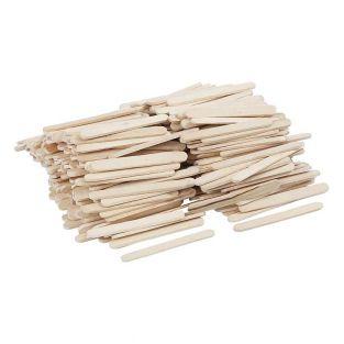 400 Holzstäbchen 5,5 x 0,6 cm