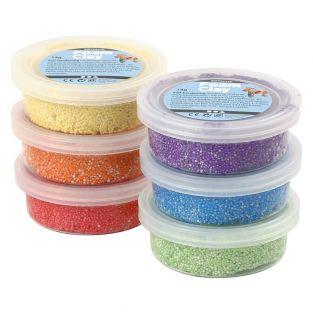 Set per modellare Foam Clay® Metallic...