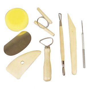 Herramientas para tallar - 8 piezas
