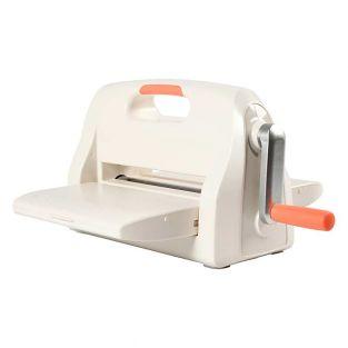 Machine de coupe et d'embossage A4