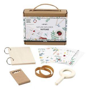 Kit DIY - Valise d'exploration nature