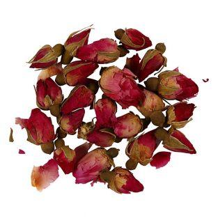 Flores secas - Capullos de rosa - 15 gr
