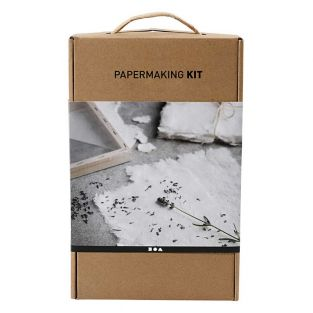 Kit facile - fabrication du papier