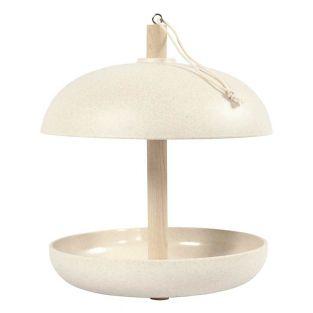 Bamboo bird feeder to customise -...