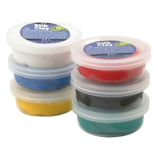 Set de modelado Silk Clay® Colores...