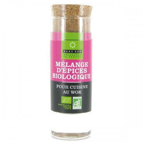 Organic Spice mixture for Wok cooking 20g