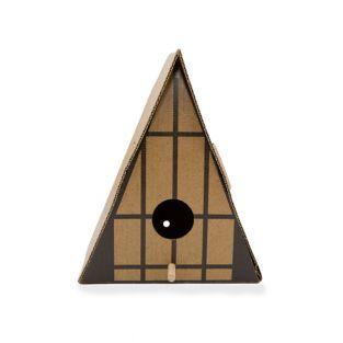 Scatola fai da te - Voliera triangolare