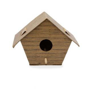 DIY box - Make your hexagonal birdhouse