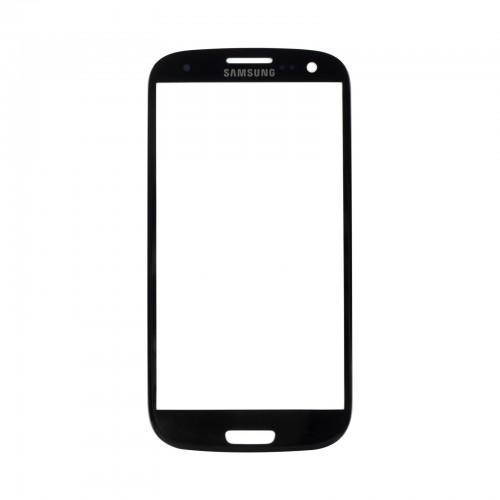 Screen + adhesive for Samsung Galaxy S3 I9300 & I9305 - black