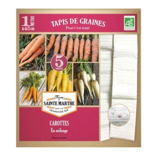 Tappeto per semi di carota - 1 m x 46 cm
