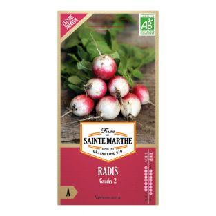 Semillas de rábano ecológico -...