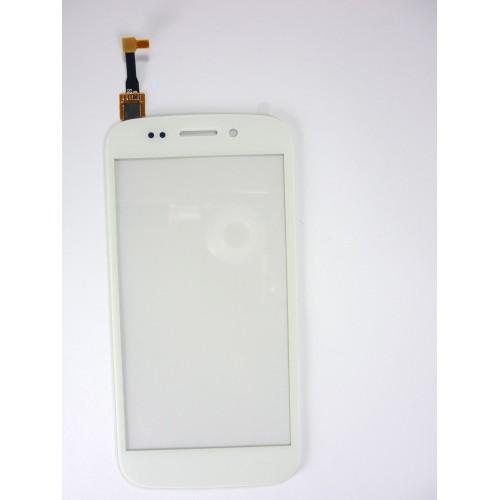 Touchscreen + adhesive for Wiko Stairway - white