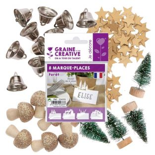Weihnachts Tischdekoration Kit