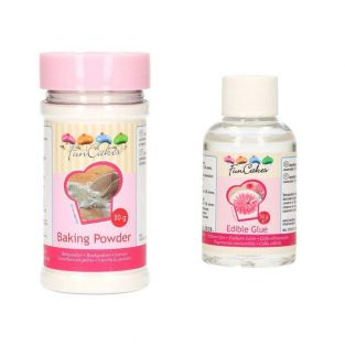 Colle alimentaire 50 g + levure...