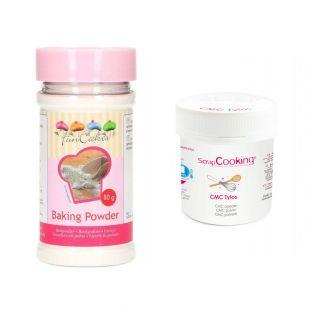 Pegamento comestible CMC Tylos 35 g +...