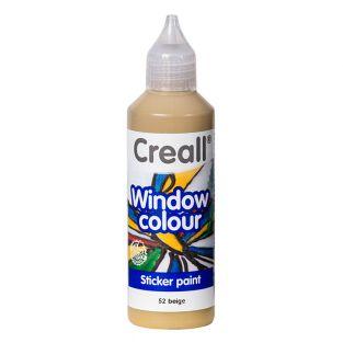 Glass paint Creall Glass - beige