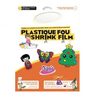 Set 7 blatt - Plastique Fou Diam's -...