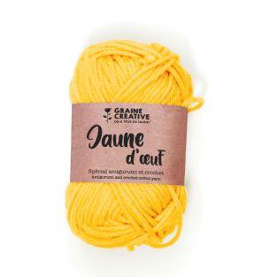Fil de coton spécial crochet et...