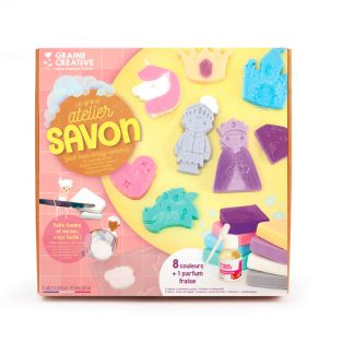 DIY kit I make my own soaps - Fairy...