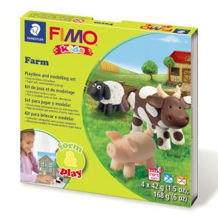 Polymer paste box - farm