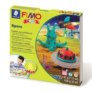 Caja de FIMO - espacio