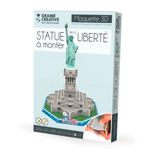 Model to build yourself Statute of...