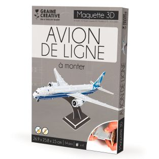 Model to build yourself Airliner