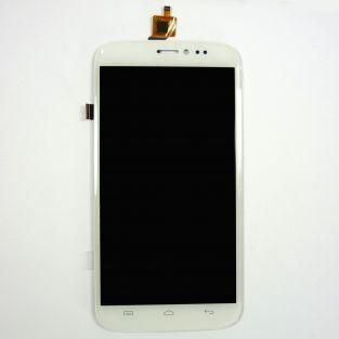 Touchscreen + LCD for Wiko Darkside - white