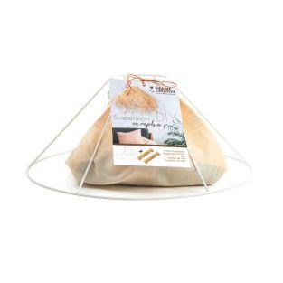 DIY box to customize your raffia...