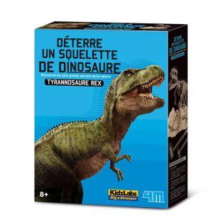 Coffret découverte de la science - Déterre ton tyrannosaure