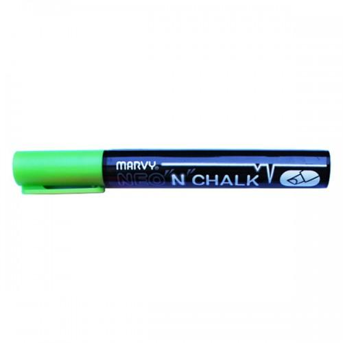 Chalk marker 6 mm - Green