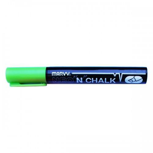 Marqueur-craie 6 mm - Vert