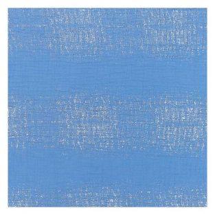 Tissu double gaze de coton 50 x 130...